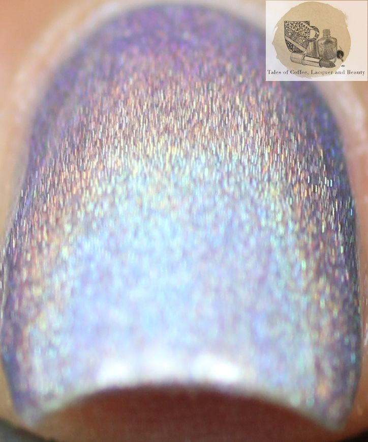 Octopus Party Nail Lacquer Thermogram Swatch and Review I Tales of Coffee, Lacquer and Beauty