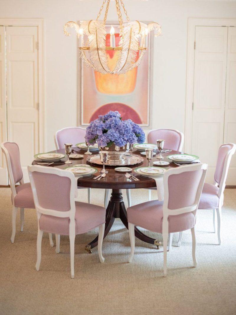 Style Profile: Christian Ladd Interiors   The Glam Pad #Diningroomideas