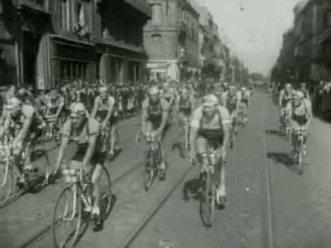 Tour de France (1948) bewaard door Trudie