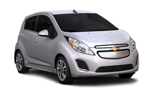 Chevrolet Spark Ev Car And Driver