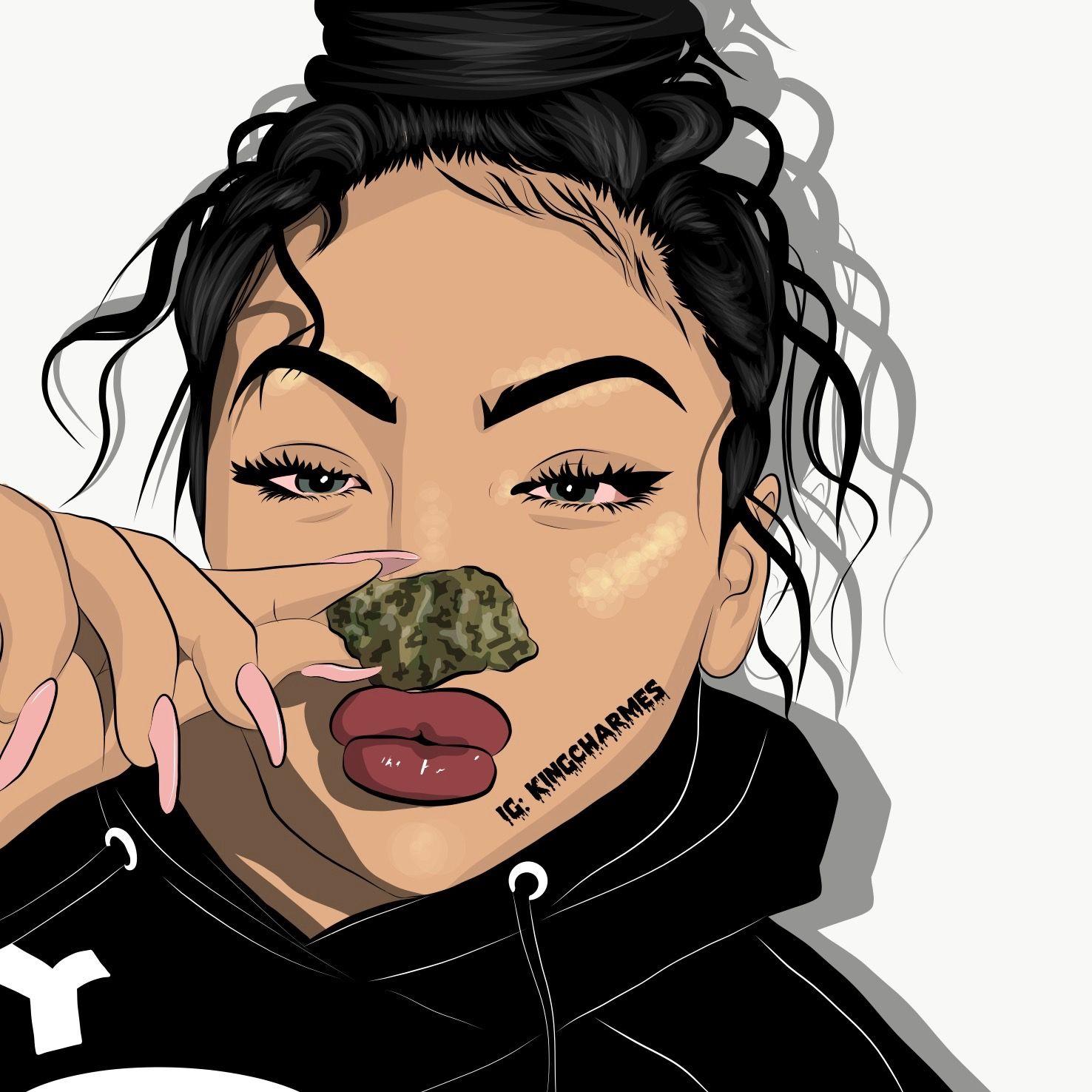Gangsta girl drawings tumblr