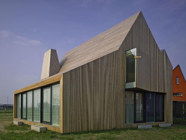 Huis bierings in utrecht door rocha tombal architecten foto christian richters architectuur - Model van huisarchitectuur ...