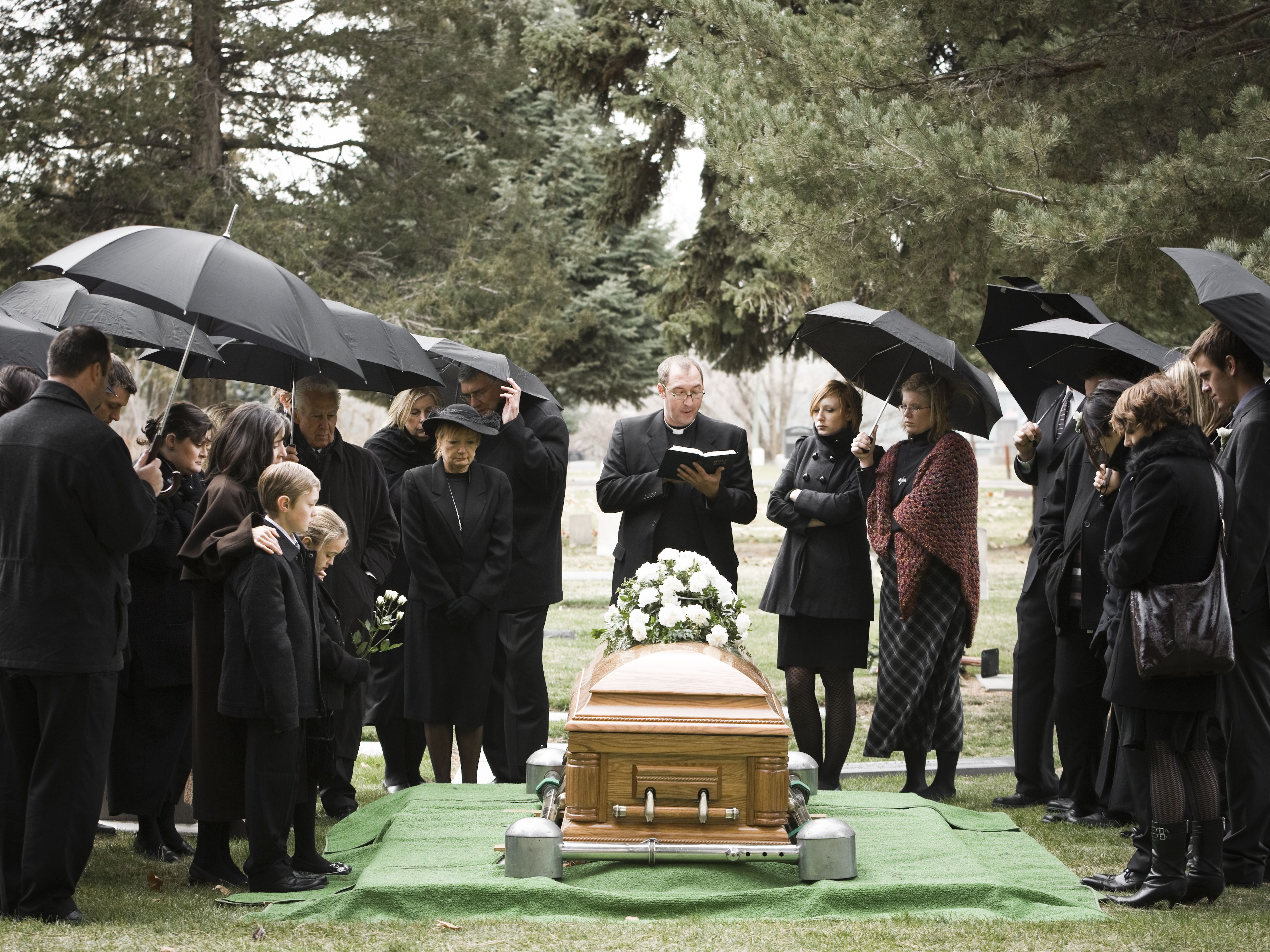 The Easiest Way To Plan A Christian Funeral Or Memorial Service