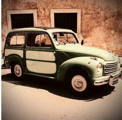 FIAT 500BELVEDERE da Instagram @maurizioarmellin