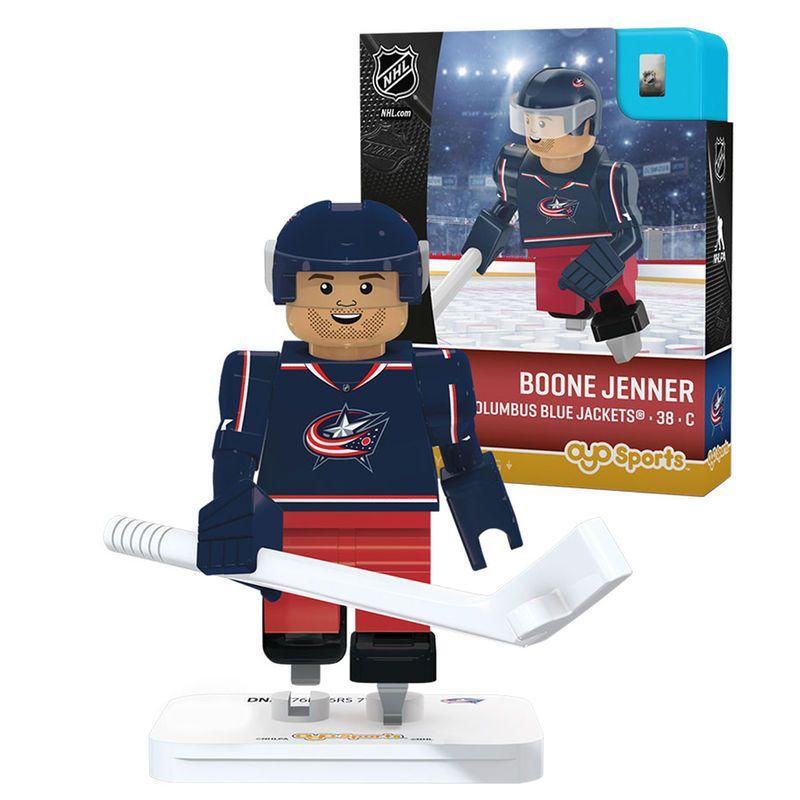Boone Jenner Columbus Blue Jackets OYO Sports Player Figurine