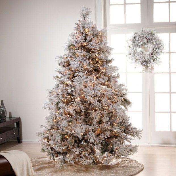 Ideas de decoracin de rbol de Navidad 2017  2018  Decoration
