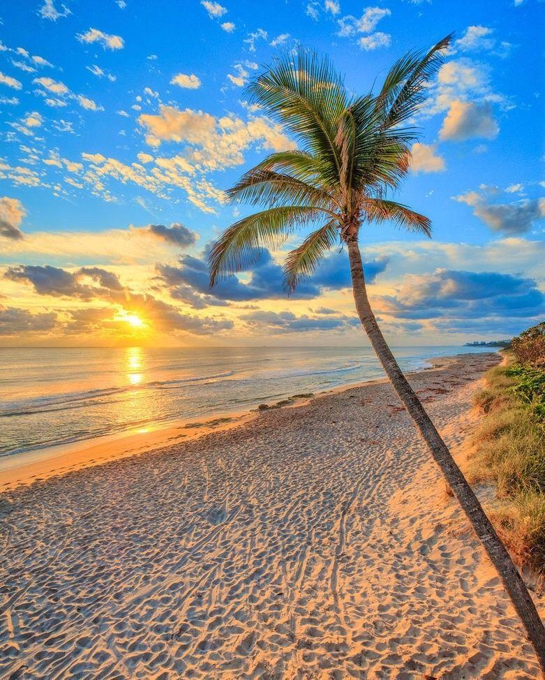 Jupiter Beach Florida By