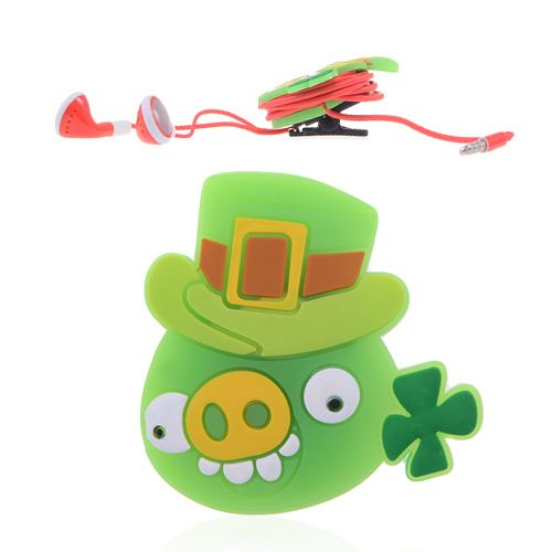 Cartoon Character Headphone Rolling with Clip « Holiday Adds