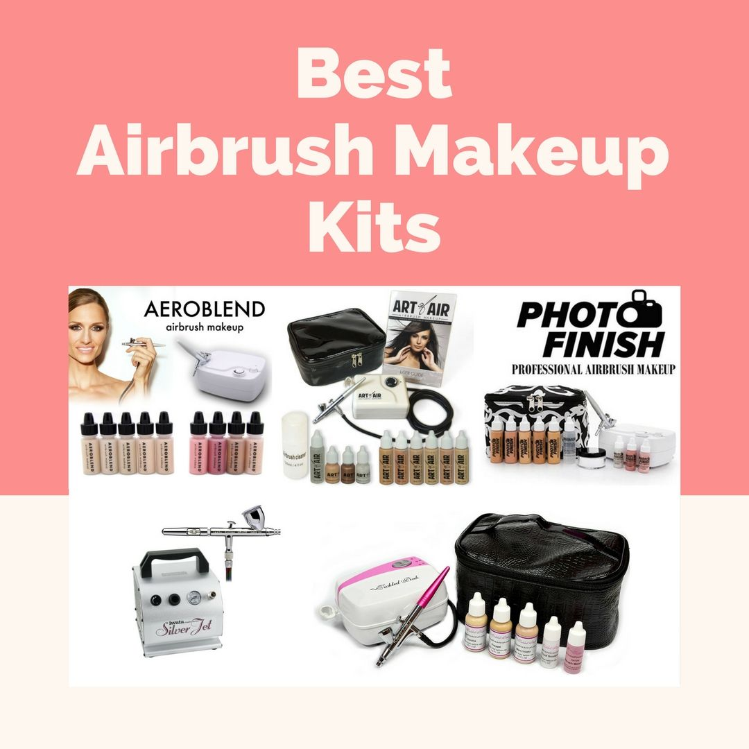 Wearing makeup does not have to be a hustle. With airbrush