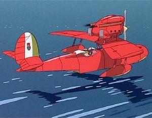 歴代ジブリ作品に登場する戦闘用の兵器一覧 ジブリ 紅の豚 飛行機 紅の豚