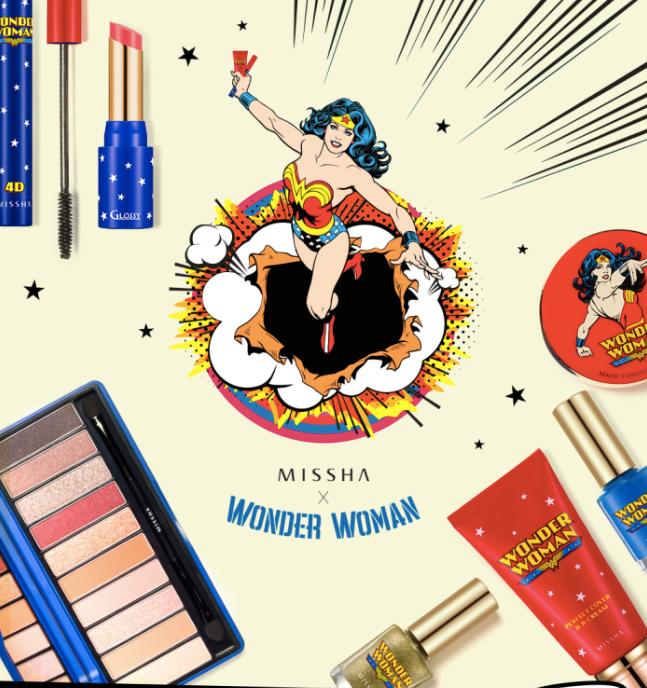 Wonder Woman Makeup Collections (Bye, bye, money