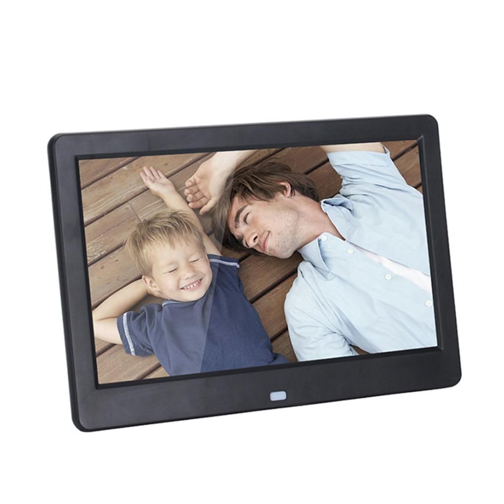 Zapals Zapals 10 Inch Ultra Thin Digital Photo Frame Adorewe