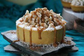 Food and Yoga for Life: Vegan Pumpkin Cheesecake (Nut Free)