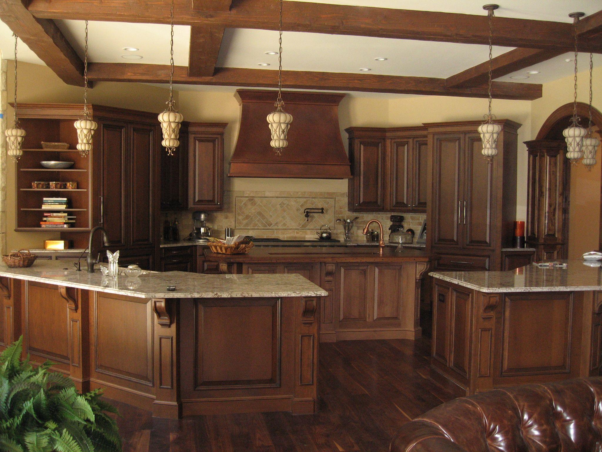 Old World Kitchen By Old Mill Kitchen Design Old World Kitchens