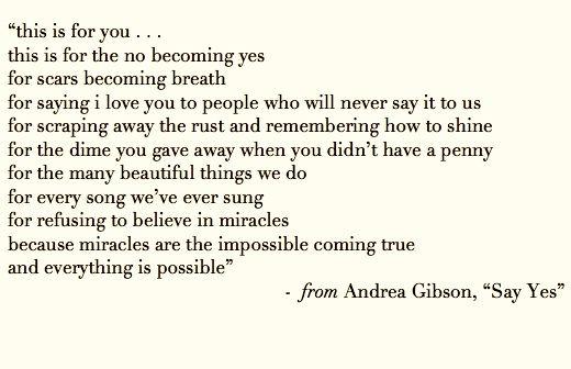 Andrea Gibson Poems Pdf Textpoems