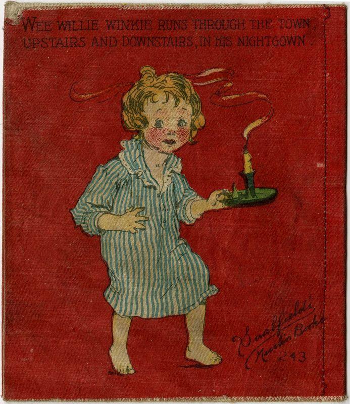 Frances Brundage Mama's old time jingles
