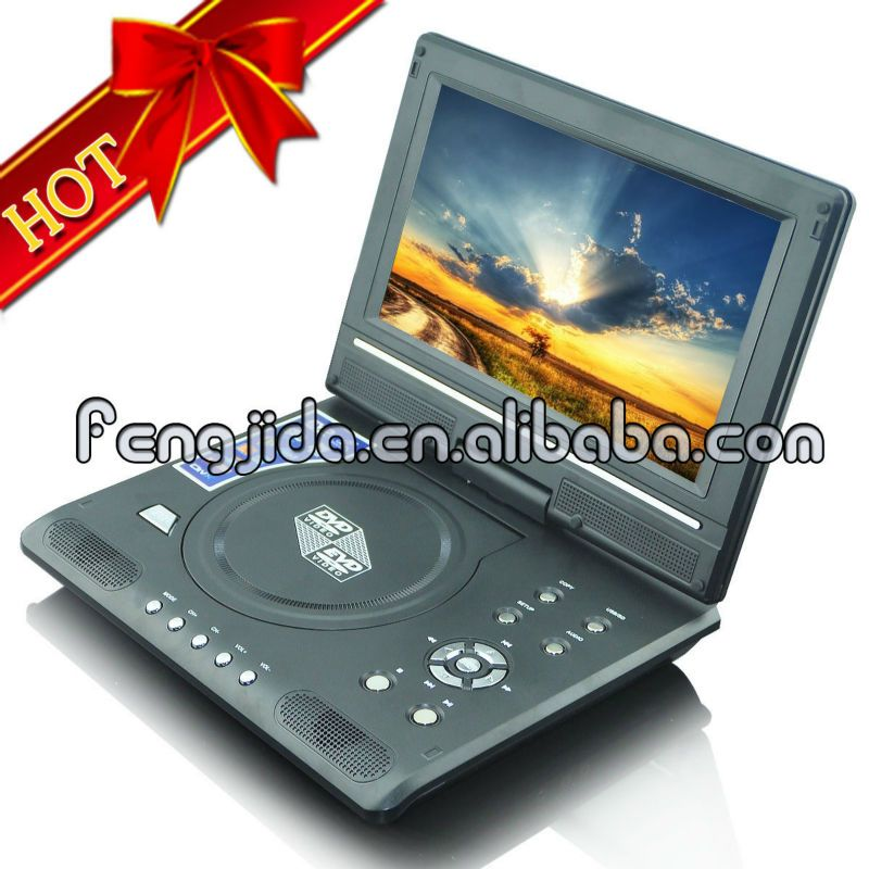 Alibaba Com Wholesale 9 Inch Portable Evd Dvd Player Hdmi Input Dvd Player Tv Tuner Gaming Products