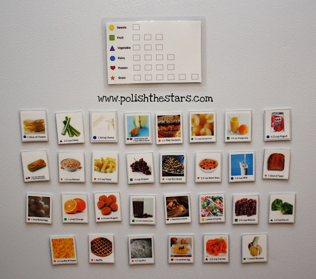 interactive food pyramid practical life pinterest food pyramid