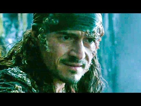 Pirates Of The Caribbean Dead Men Tell No Tales Will Turner Pirates Of The Caribbean 5 Will Turner Tv Spot Trailer 2017 Dead Men Tell No Tales Pirates Of The Caribbean Orlando Bloom Pirates