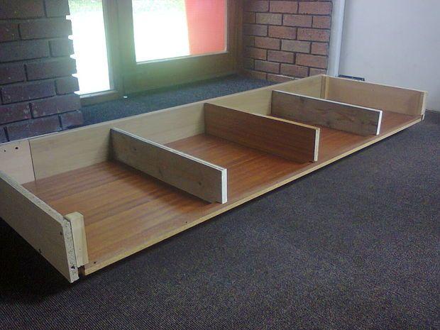 Under Bed Storage Unit Under Bed Storage Bed Storage Diy