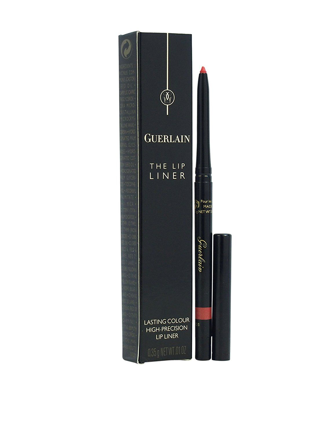 Guerlain Lasting Colour High Precision Lip Liner 64 Pivoine Magnifica for Women, 0.01 Ounce ** This is an Amazon Affiliate link. Learn more by visiting the image link.