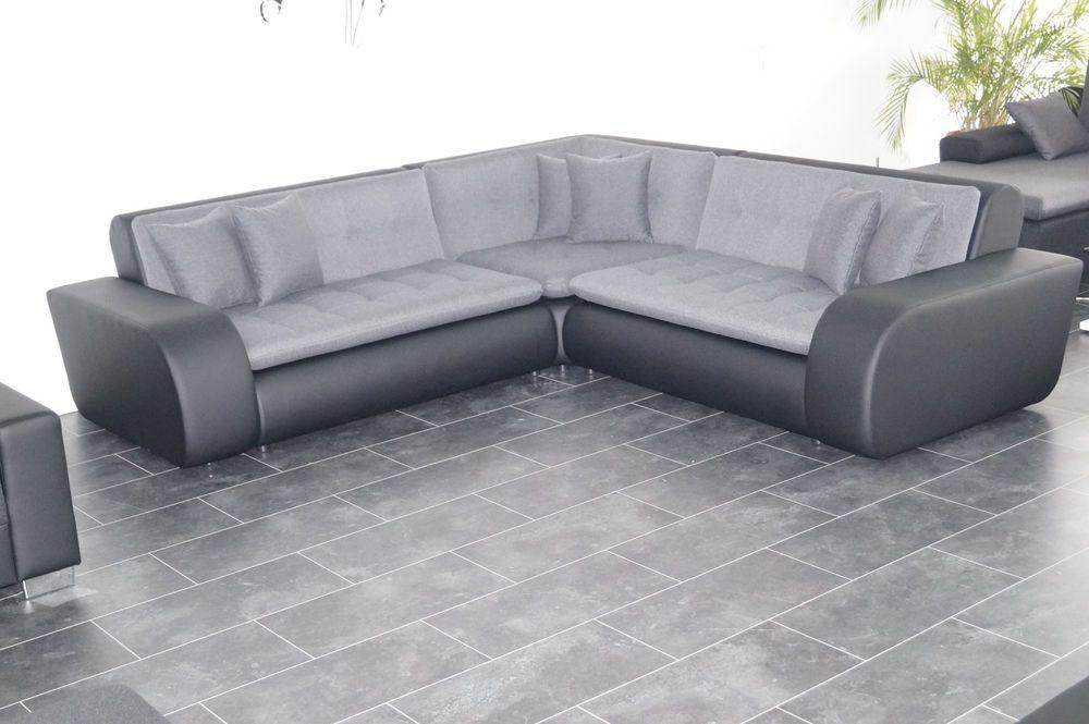 Lounge Sofa Couch Wohnlandschaft Xxl Sofort Auf Lager Bigsofa Highcomfortable Sala