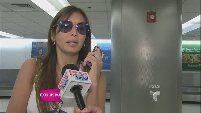 Giselle Blondet Felicita A Neida Sandoval Suelta La Sopa Video