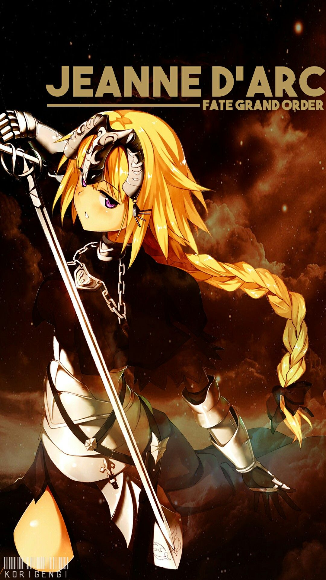 Pin by unknow on FATE SERIES Anime, Jeanne d'arc, Anime