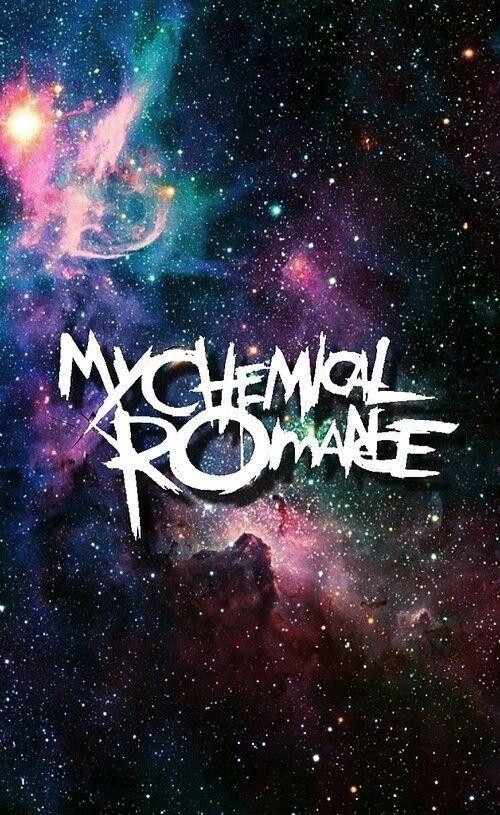 my chemical romance wallpaper galaxy wallpaper mcr p