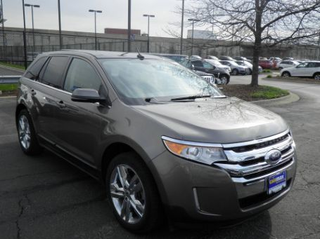 Ford Edge Limited In Hillside Il  At Carmax Com