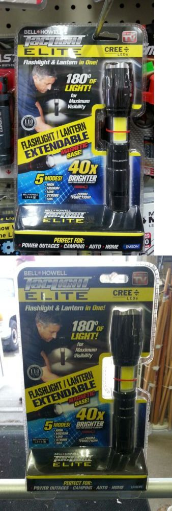 Bell + Howell Tac Light Elite As Seen On TV Taclight LED