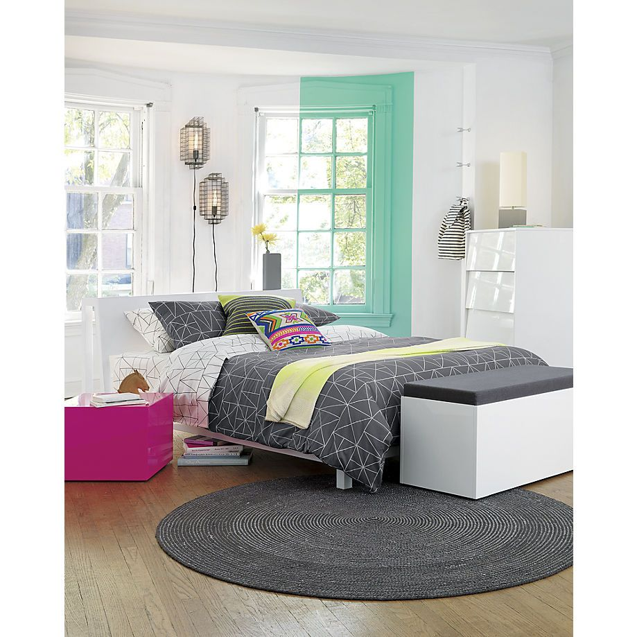 catchall storage bench  small bedroom bed cb2 furniture