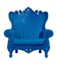 Sillón queen of love blue