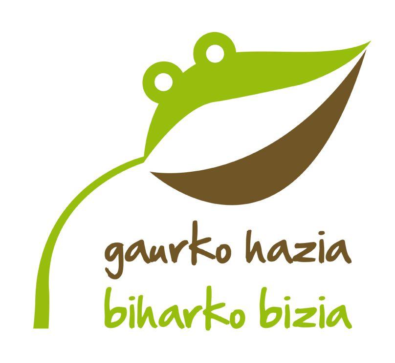 Logo realizado para el ayuntamiento de Oñati ( campaña puerta a puerta )/ Oñatiko udaletxerako eginiko logotipoa (atez ateko kanpaña )