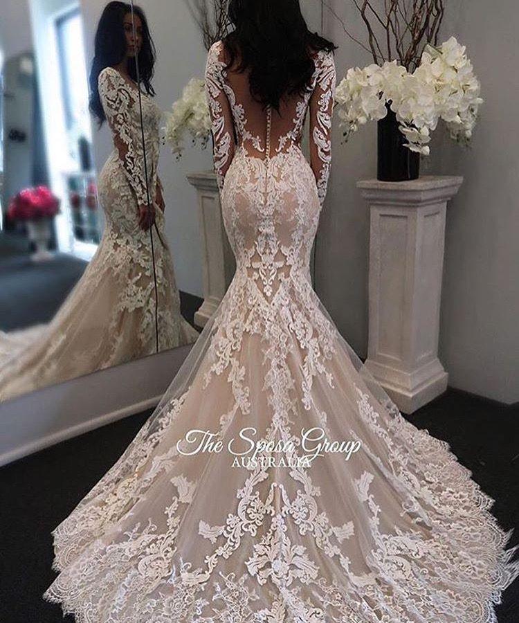 Find More At Http Feedproxy Google Com R Amazingoutfits 3 Xaxrsbgjsqg Long Sleeve Wedding Dress Lace Mermaid Wedding Dresses Lace Mermaid Wedding Dress