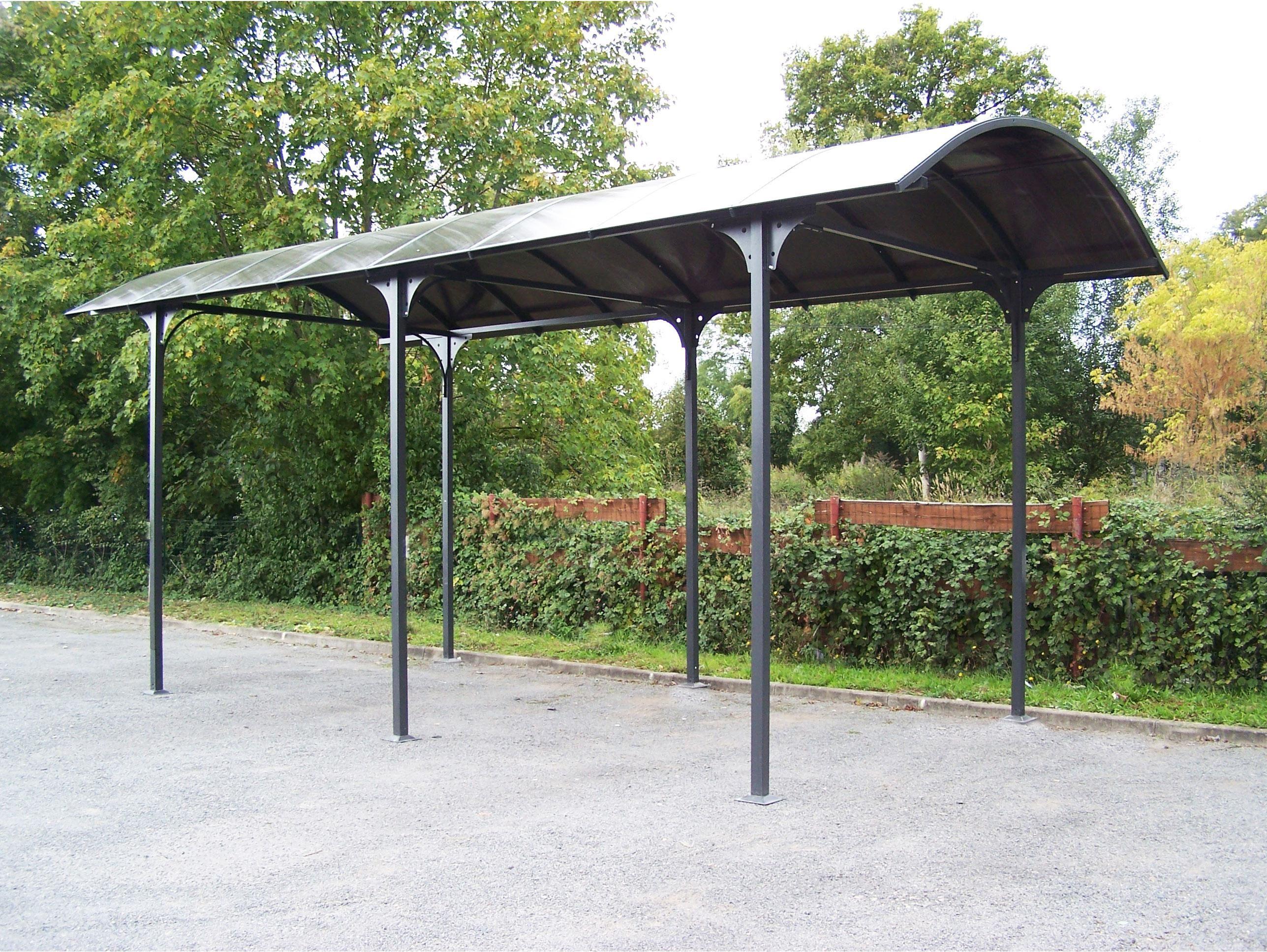 Carport Alu Habrita Car 3676 Alcc 27 51 M Long 765 X Larg 362 X H296 360 Cm En 2021 Abri Camping Car Ports De Voiture Carport Alu