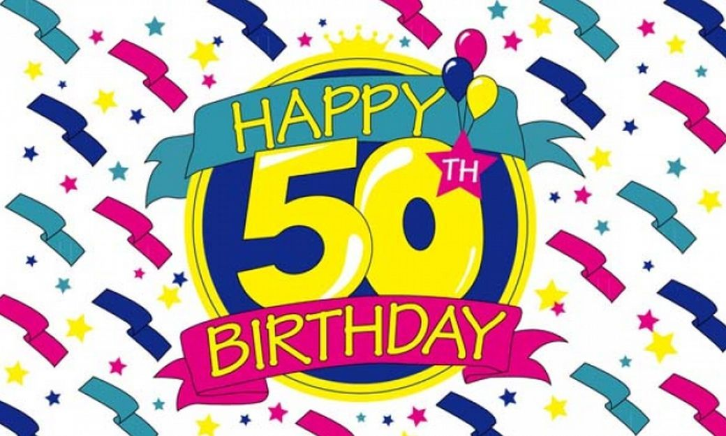 Happy 50th Birthday It S My Time Pinterest Happy