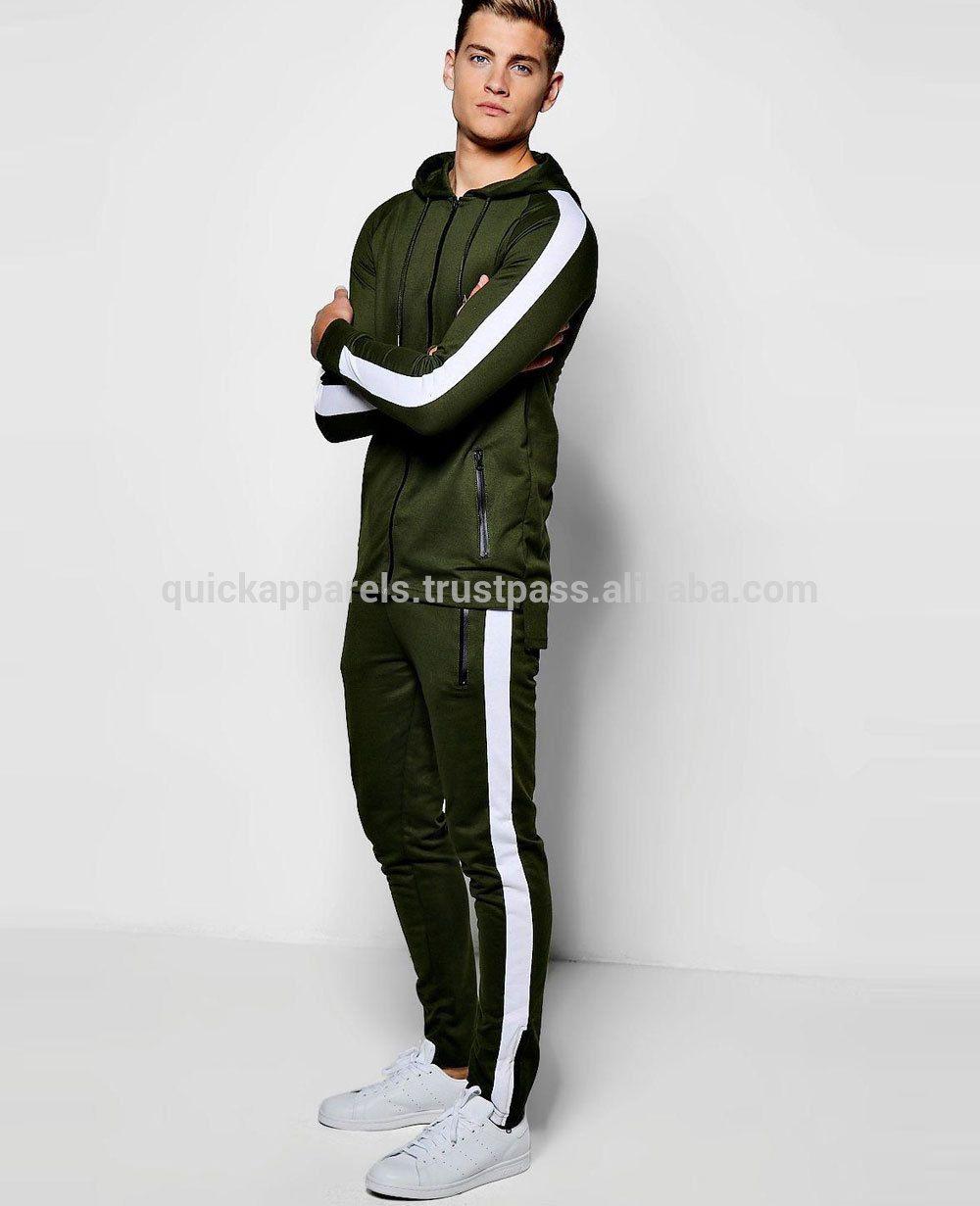 be4ab4e2af Plain Slim Fit Tracksuit Design New Tracksuits For Men , Find ...