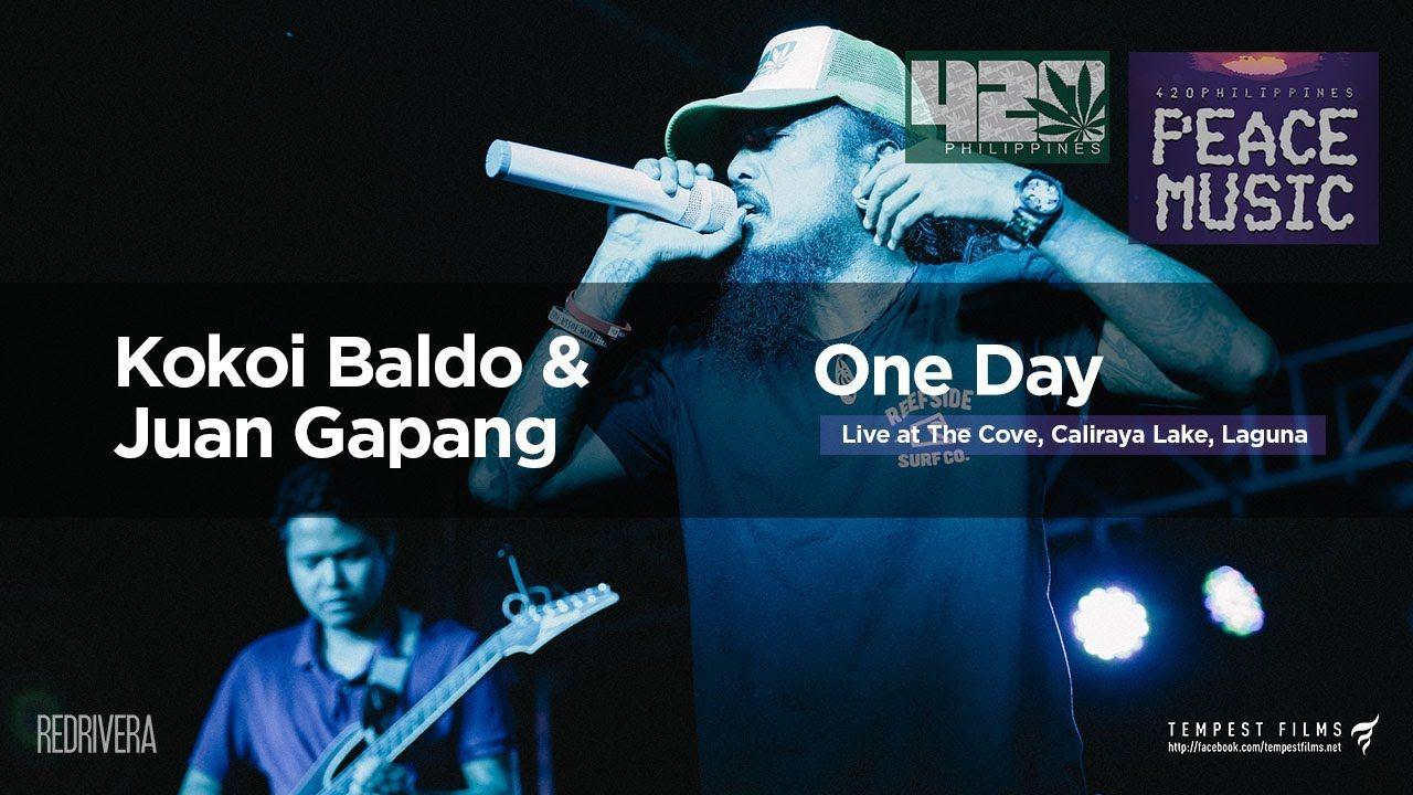Matisyahu - One Day (Kokoi Baldo & Juan Gapang Live Cover w