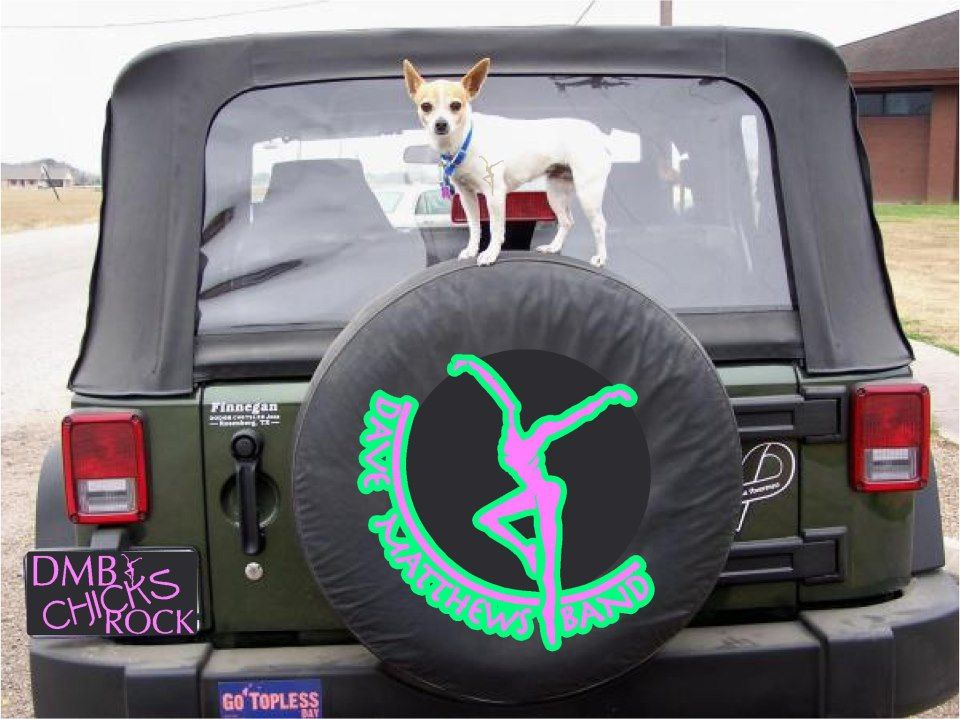 A DMB Fan!! Jeep dogs, Dog friends, Jeep