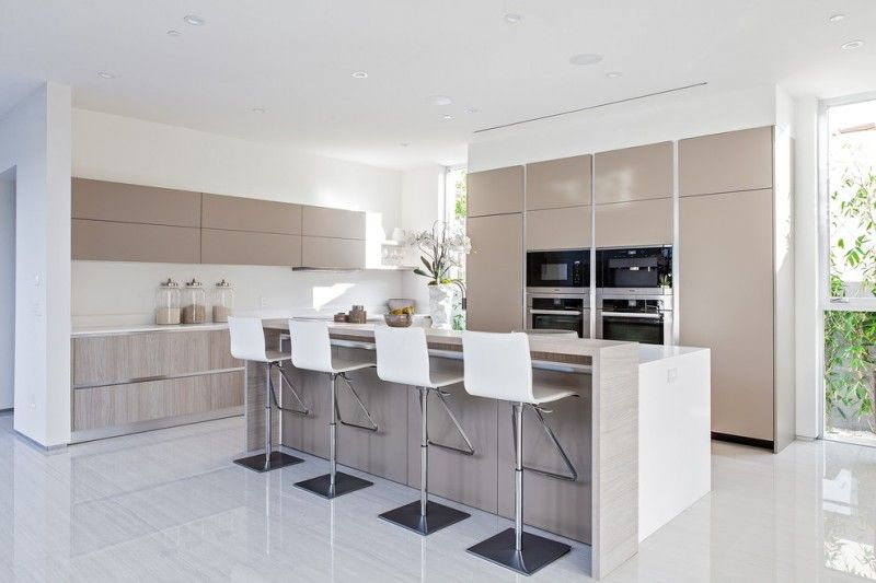 Depiction Of 30 Best Small Open Kitchen Designs That Optimize Both Efficiency And Style