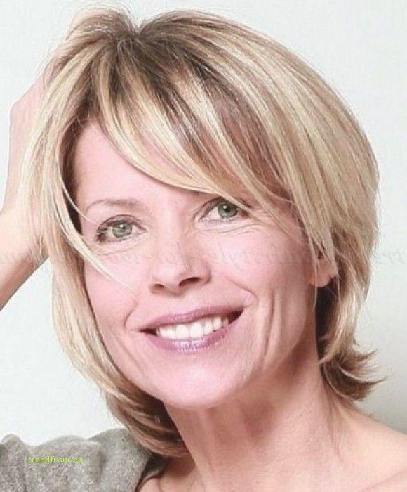 Frisuren Für Frauen Ab 50 Mit Rundem Gesicht - Kurze