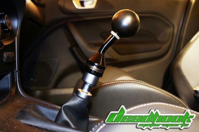 Deadhook Motorsports Extended Shifter For Fiesta St Fiesta St