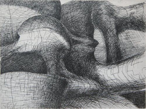 Image result for skull etching art work