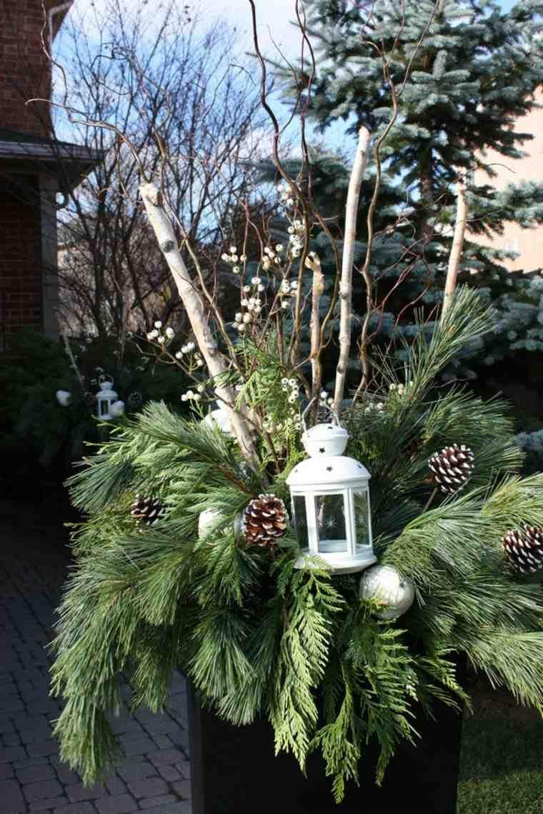 Weihnachtsdekoration im Freien, um Ihr Zuhause zu verschönern #weihnachtsdekohauseingang