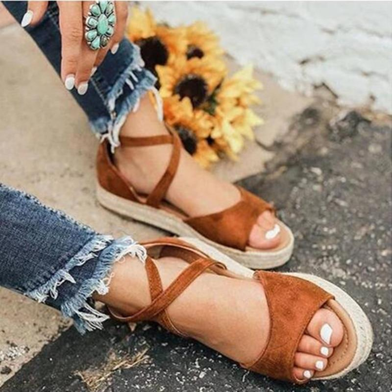 d65fcf66b4f92 Alivia® Wedge Sandal in 2019 | Just My Style | Flat espadrille ...