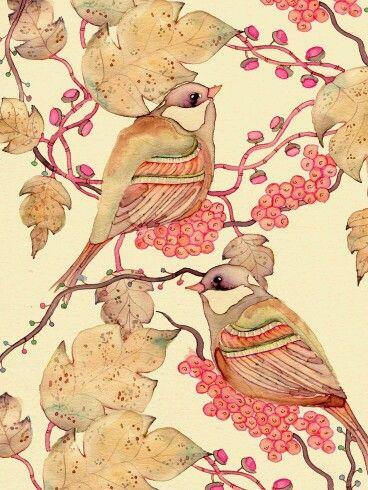 Uccellini fantastici
