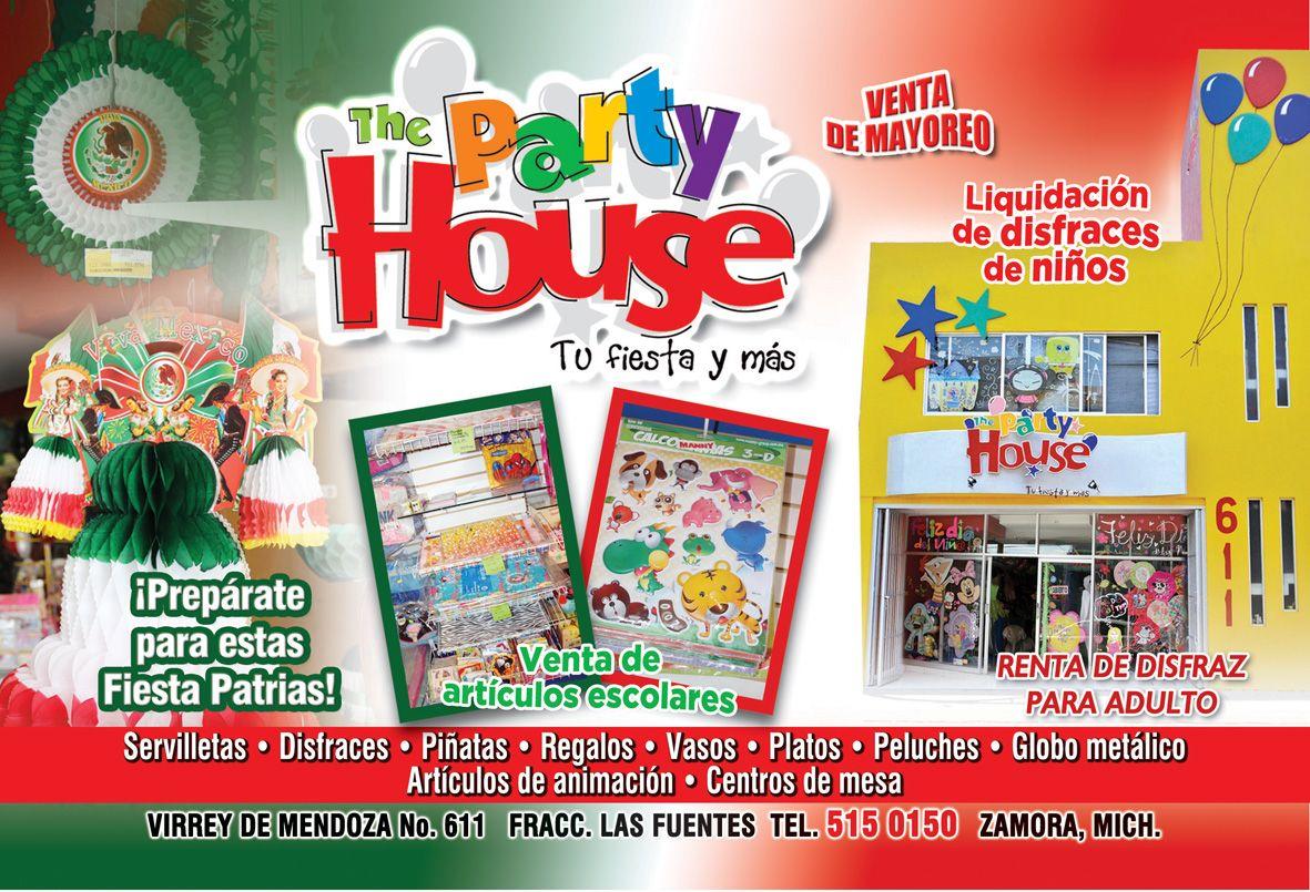 Compra En The Party House En Zamora Y Menciona Este Medio  # Nuova Muebles Zamora