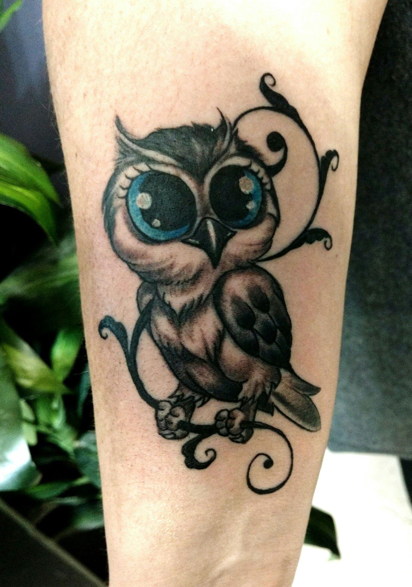 Baby Owl Tattoo Cute Owl Tattoo Baby Owl Tattoos Owl Tattoo Design