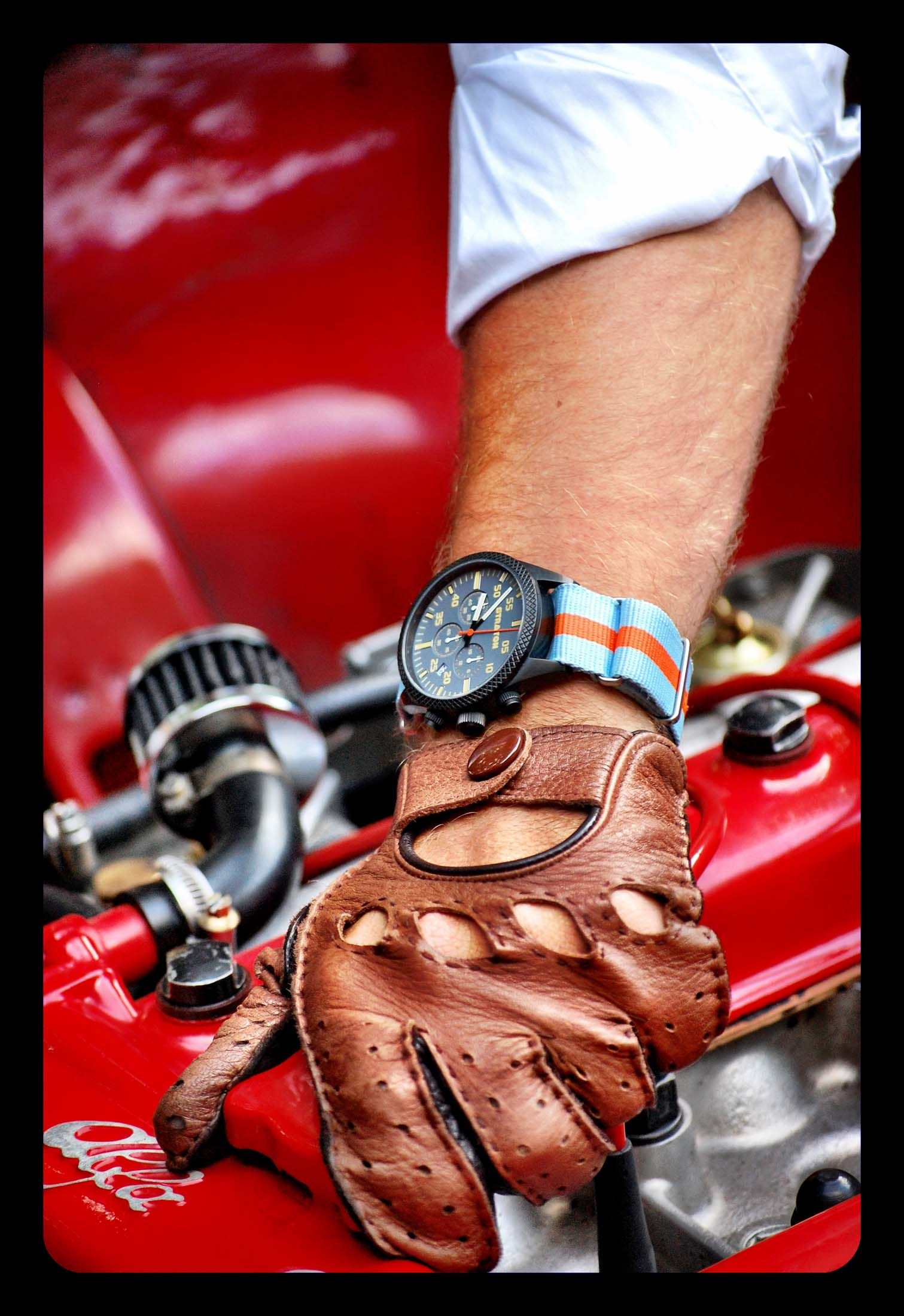 Straton Watches Are For Drivers Omega seamaster, Watches